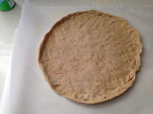 honey whole wheat crust
