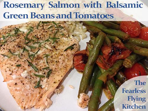 Rosemary-Salmon