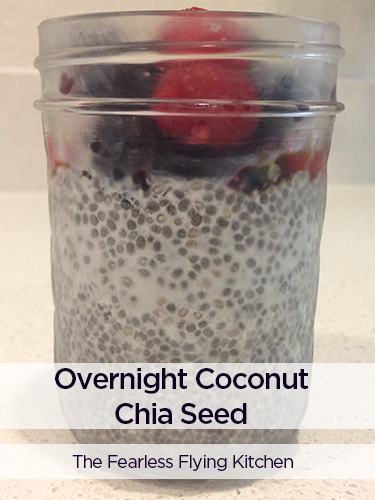 True Food Kitchen Coconut Chia Seed Pudding Recipe