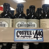 Coffee Syrup - $4.49