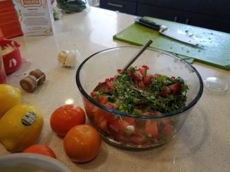 Avocado Strawberry Salsa
