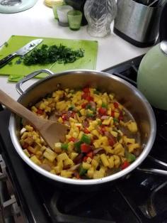 HI Mango Rice Prep