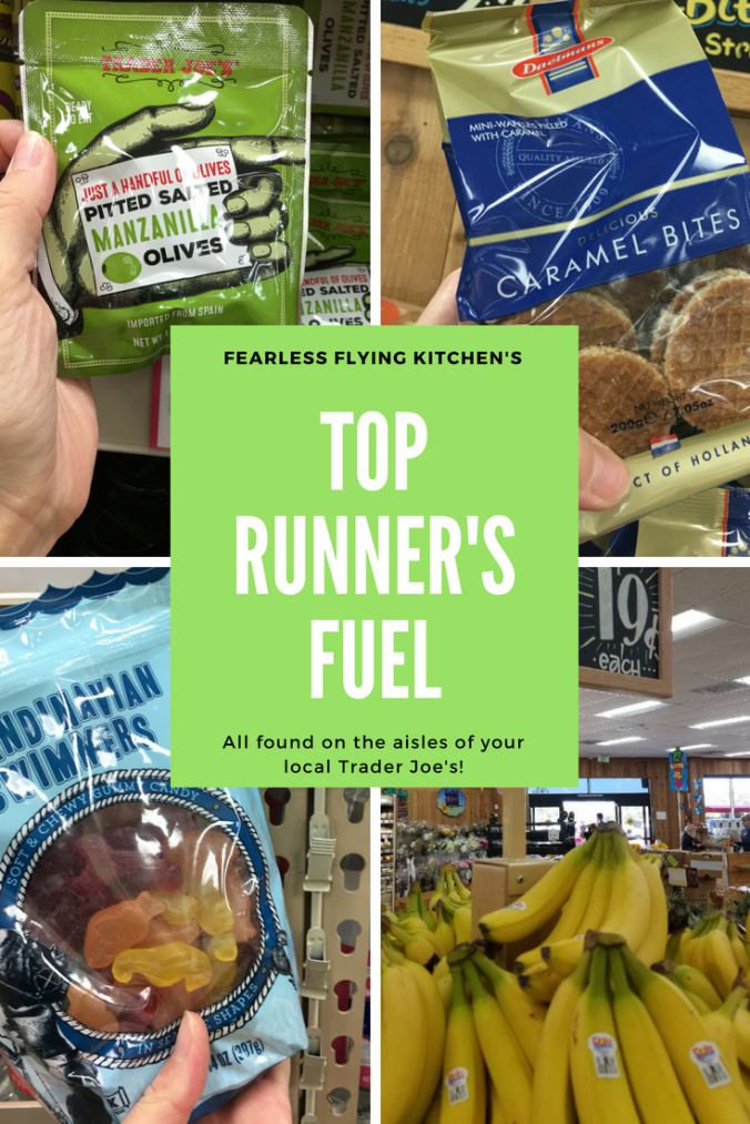 FFK Top Runner Fuel from Trader Joes