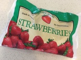 Frozen Strawberries from Trader Joe's
