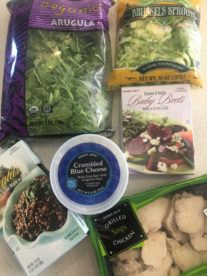 Meal Plan Monday Fearless Flying Kitchen ingredients
